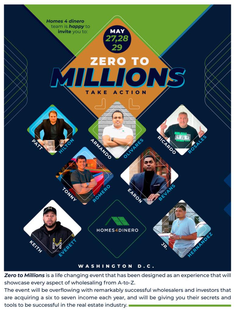 zero to millions